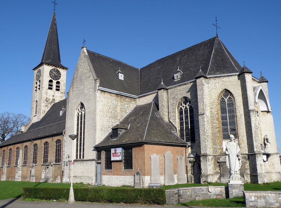 Sint-Willibrorduskerk
